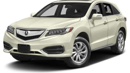 2017 Acura RDX - 4dr Front-wheel Drive (Base)