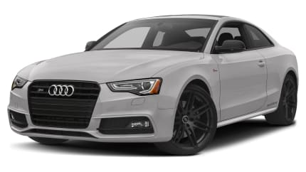 2017 Audi S5 - 2dr All-wheel Drive quattro Coupe (3.0T)