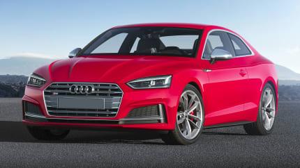 2017 Audi S5 - 2dr All-wheel Drive quattro Coupe (3.0T)