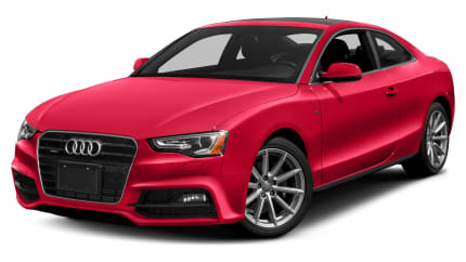 2017 Audi A5 - 2dr All-wheel Drive quattro Coupe (2.0T Sport)