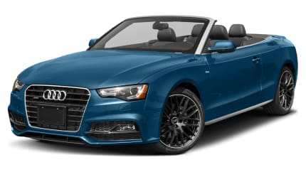 2017 Audi A5 - 2dr All-wheel Drive quattro Cabriolet (2.0T Sport)
