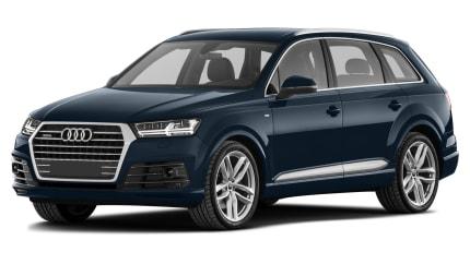 2017 Audi Q7 - 4dr All-wheel Drive quattro Sport Utility (3.0T Premium)