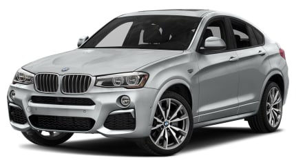 2018 BMW X4 - 4dr All-wheel Drive Sports Activity Vehicle (M40i)