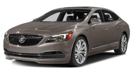2017 Buick LaCrosse - 4dr All-wheel Drive Sedan (Premium)