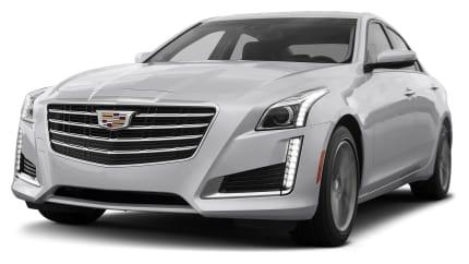 2017 Cadillac CTS - 4dr Rear-wheel Drive Sedan (2.0L Turbo Base)