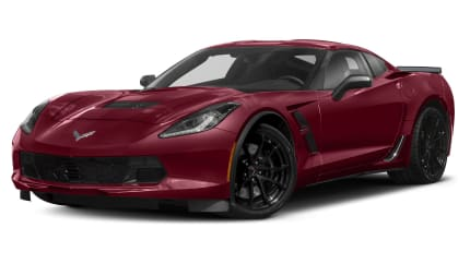 2017 Chevrolet Corvette - 2dr Coupe (Grand Sport)