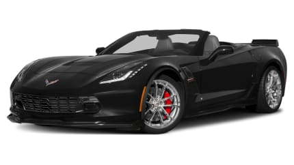 2017 Chevrolet Corvette - 2dr Convertible (Grand Sport)