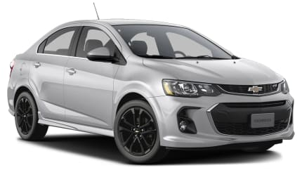 2017 Chevrolet Sonic - 4dr Sedan (Premier Manual)