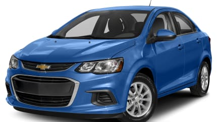 2017 Chevrolet Sonic - 4dr Sedan (LS Manual)