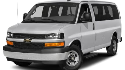 2017 Chevrolet Express 2500 - Rear-wheel Drive Passenger Van (LS)