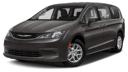 2017 Chrysler Pacifica - Front-wheel Drive Passenger Van (Touring)