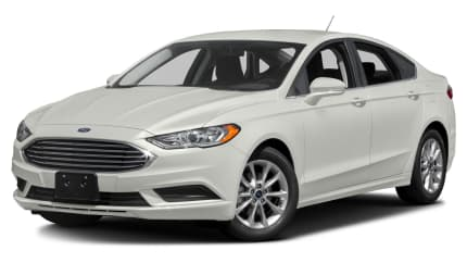 2017 Ford Fusion - 4dr Front-wheel Drive Sedan (S)