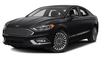 2017 Ford Fusion - 4dr Front-wheel Drive Sedan (Titanium)