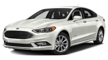 2017 Ford Fusion Hybrid - 4dr Front-wheel Drive Sedan (S)