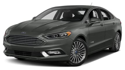 2017 Ford Fusion Hybrid - 4dr Front-wheel Drive Sedan (Titanium)
