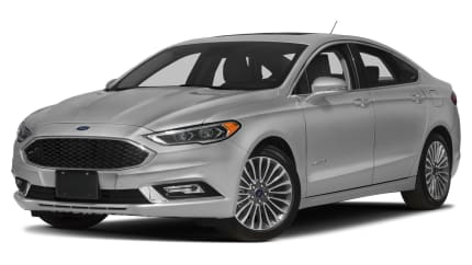 2017 Ford Fusion Hybrid - 4dr Front-wheel Drive Sedan (Platinum)