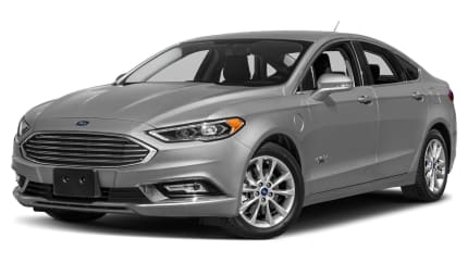 2017 Ford Fusion Energi - 4dr Front-wheel Drive Sedan (SE Luxury)