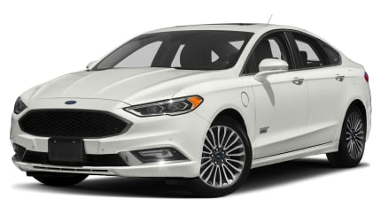 2017 Ford Fusion Energi - 4dr Front-wheel Drive Sedan (Platinum)