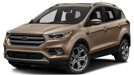 2017 Ford Escape - 4dr Front-wheel Drive (Titanium)