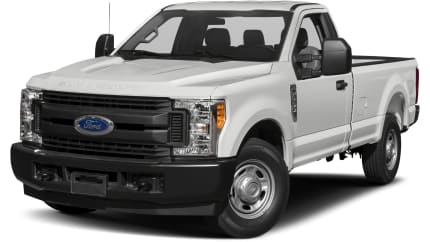 2017 Ford F-350 - 4x2 SD Regular Cab 8 ft. box 142 in. WB SRW (XL)