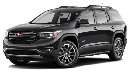 gmc acadia news photos and buying information autoblog. Black Bedroom Furniture Sets. Home Design Ideas