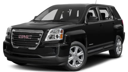 2017 GMC Terrain - All-wheel Drive (SLE-1)