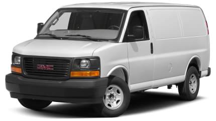 2017 GMC Savana 3500 - Rear-wheel Drive Cargo Van (Work Van)