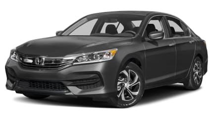 2017 Honda Accord - 4dr Sedan (LX)