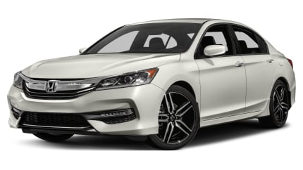 2017 Honda Accord - 4dr Sedan (Sport)