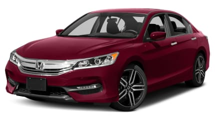 2017 Honda Accord - 4dr Sedan (Sport SE)