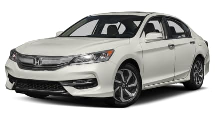 2017 Honda Accord - 4dr Sedan (EX-L)