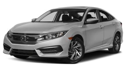 2017 Honda Civic - 4dr Sedan (EX)