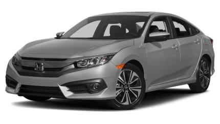 2017 Honda Civic - 4dr Sedan (EX-T)
