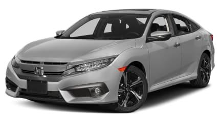 2017 Honda Civic - 4dr Sedan (Touring)