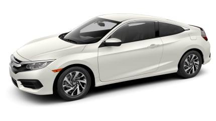 2017 Honda Civic - 2dr Coupe (LX)