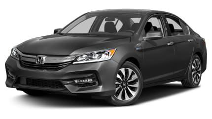 2017 Honda Accord Hybrid - 4dr Sedan (Base)