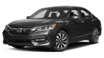 2017 Honda Accord Hybrid - 4dr Sedan (EX-L)