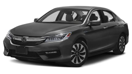 2017 Honda Accord Hybrid - 4dr Sedan (Touring)