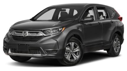 2017 Honda CR-V - 4dr Front-wheel Drive (LX)