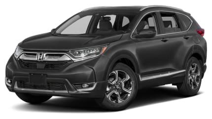 2017 Honda CR-V - 4dr Front-wheel Drive (Touring)