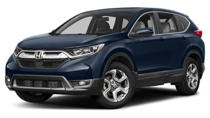 2017 Honda CR-V - 4dr Front-wheel Drive (EX-L)