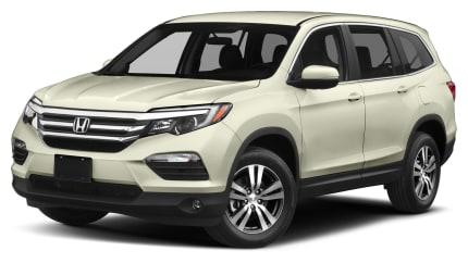2017 Honda Pilot - 4dr All-wheel Drive (EX)