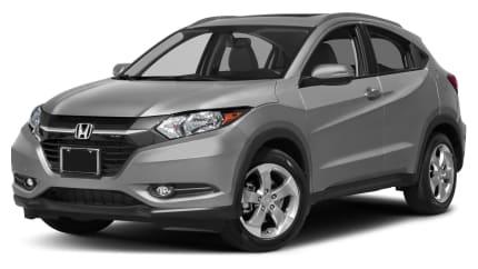 2017 Honda HR-V - 4dr Front-wheel Drive (EX-L w/Navigation)