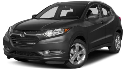 2017 Honda HR-V - 4dr All-wheel Drive (EX-L w/Navigation)