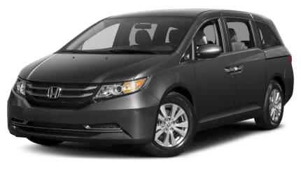 2017 Honda Odyssey - Passenger Van (EX)