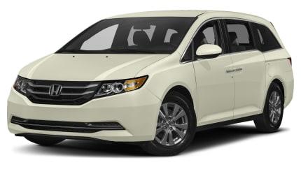 2017 Honda Odyssey - Passenger Van (SE)