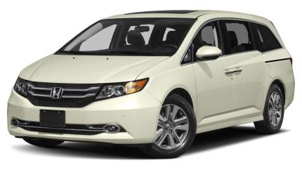2017 Honda Odyssey - Passenger Van (Touring)