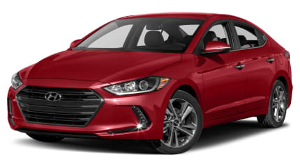 2017 Hyundai Elantra - 4dr Sedan (Limited)