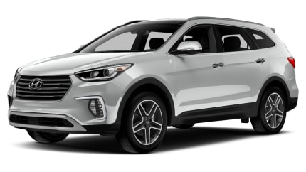 2017 Hyundai Santa Fe - 4dr Front-wheel Drive (Limited Ultimate)