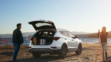 2018 Hyundai Santa Fe Sport - 4dr Front-wheel Drive (2.0L Turbo Ultimate)